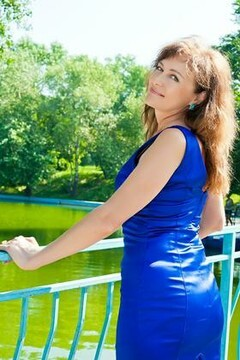 Inna from Odessa 48 years - seeking soulmate. My small primary photo.