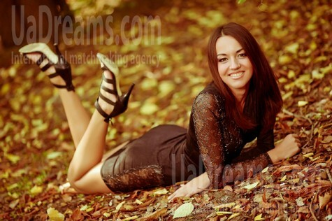 Julia from Nikolaev 24 years - look for a man. My small public photo.