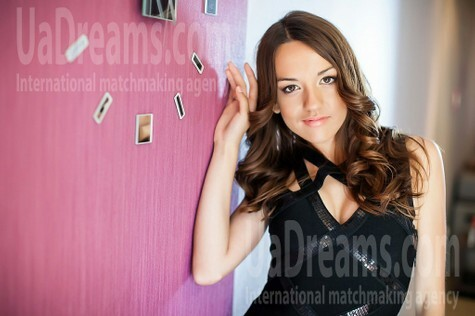 Julia from Nikolaev 24 years - nice fiancee. My small public photo.