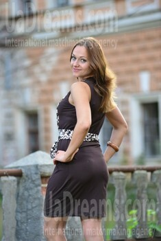 Larisa from Sumy 39 years - desirable woman. My small public photo.