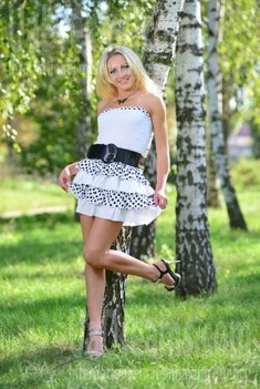 Irina from Sumy 31 years - ukrainian woman. My small public photo.
