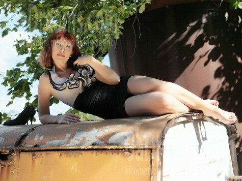 Tanya from Simferopol 34 years - eyes with love. My small public photo.