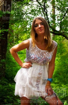 Yulia from Rovno 23 years - romantic girl. My small public photo.