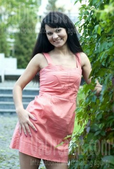 Liuda from Rovno 31 years - girl for marriage. My small public photo.