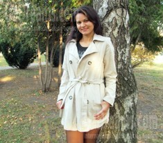 Liuda from Rovno 31 years - charm and softness. My small public photo.