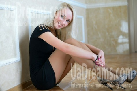 Marina from Simferopol 19 years - look for a man. My small public photo.