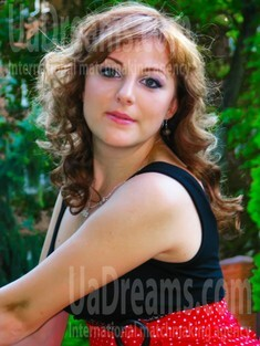 Lena from Sumy 27 years - girl for marriage. My small public photo.