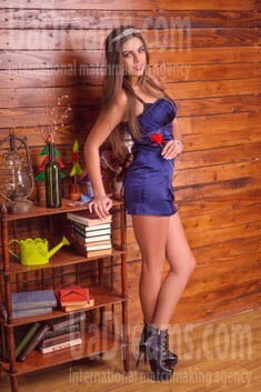 Ivanna from Ivanofrankovsk 20 years - intelligent lady. My small public photo.