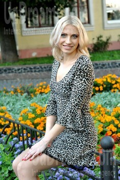 Anna from Rovno 29 years - natural beauty. My small public photo.