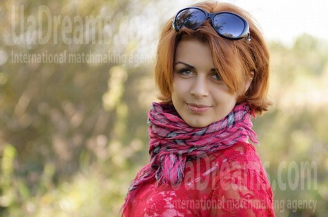 Victoria from Ivanofrankovsk 23 years - future wife. My small public photo.