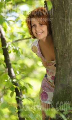 Victoria from Ivanofrankovsk 23 years - future bride. My small public photo.