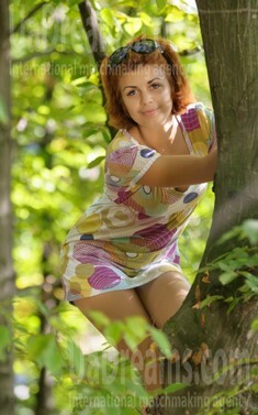 Victoria from Ivanofrankovsk 23 years - seeking man. My small public photo.