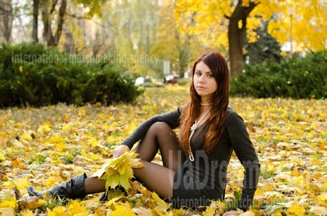Yana from Cherkasy 24 years - independent woman. My small public photo.