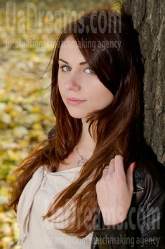 Yana from Cherkasy 24 years - lovely girl. My small public photo.