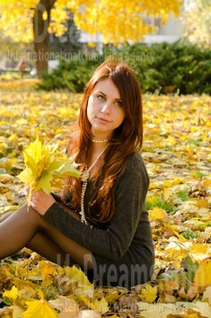 Yana from Cherkasy 24 years - soft light. My small public photo.