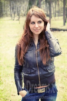 Yana from Cherkasy 24 years - eyes lakes. My small public photo.