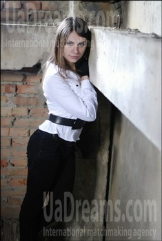 Yana from Cherkasy 24 years - seeking man. My small public photo.