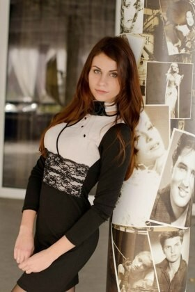 Yana from Cherkasy 24 years - waiting for you. My big primary photo.