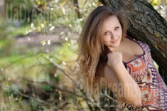 Lena from Ivanofrankovsk 22 years - look for a man. My small public photo.