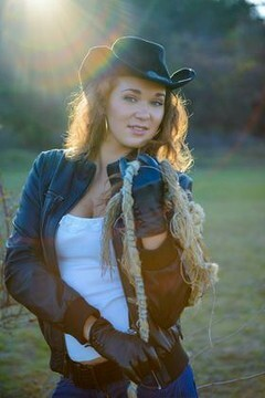 Katie from Simferopol 19 years - intelligent lady. My small primary photo.