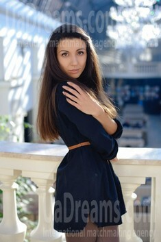 Sasha from Ivanofrankovsk 28 years - Warm-hearted girl. My small public photo.