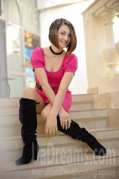 Vitaliya from Ivanofrankovsk 21 years - hot lady. My small public photo.