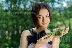 Vitaliya from Ivanofrankovsk 22 years - girl for marriage. My small public photo.