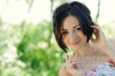 Vitaliya from Ivanofrankovsk 22 years - bride for you. My small public photo.