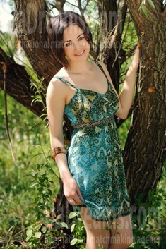 Vitaliya from Ivanofrankovsk 22 years - nice fiancee. My small public photo.