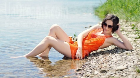 Vitaliya from Ivanofrankovsk 22 years - beautiful and wild. My small public photo.