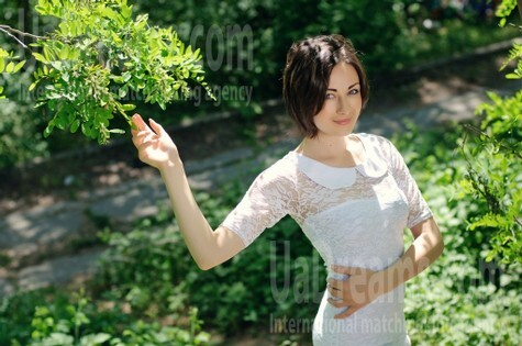 Vitaliya from Ivanofrankovsk 22 years - cat's-paw. My small public photo.
