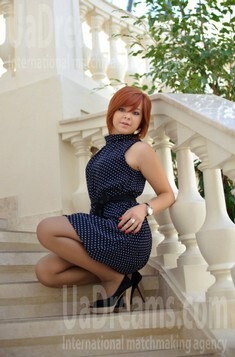 Natali from Ivanofrankovsk 20 years - seeking man. My small public photo.