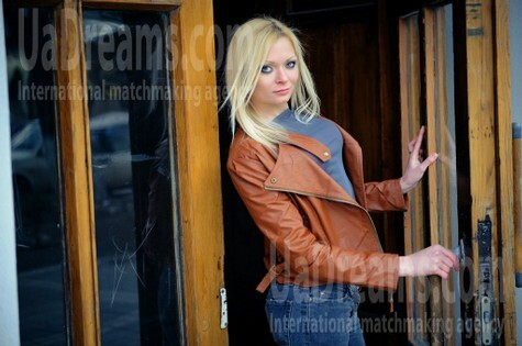Svetlana from Simferopol 26 years - look for a man. My small public photo.