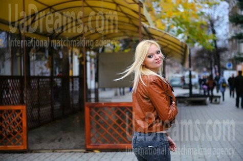 Svetlana from Simferopol 26 years - waiting for husband. My small public photo.