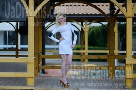 Svetlana from Simferopol 26 years - attentive lady. My small public photo.