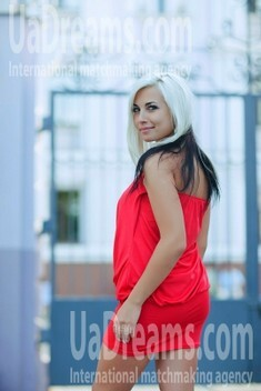 Marina from Sumy 21 years - easy charm. My small public photo.