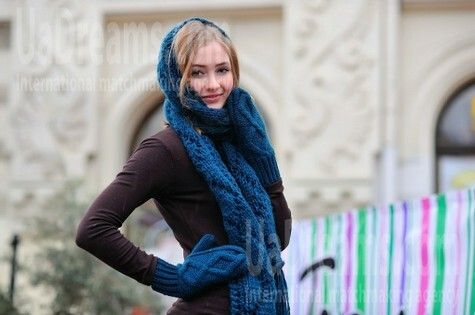 Alina from Simferopol 20 years - smiling for you. My small public photo.