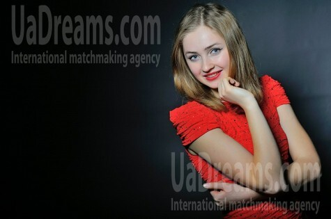 Alina from Simferopol 21 years - nice fiancee. My small public photo.