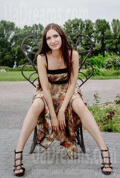 Anna from Cherkasy 20 years - cat's-paw. My small public photo.