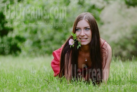 Anna from Cherkasy 21 years - good girl. My small public photo.