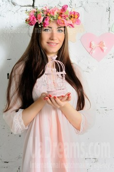 Anna from Cherkasy 21 years - attractive lady. My small public photo.