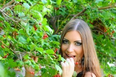 Anna from Cherkasy 21 years - search for love. My small public photo.