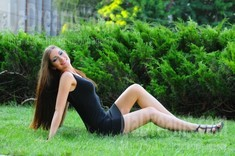 Anna from Cherkasy 21 years - loving woman. My small public photo.