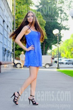 Anna from Cherkasy 21 years - wants to be loved. My small public photo.