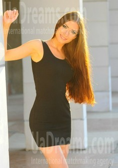 Anna from Cherkasy 22 years - good mood. My small public photo.