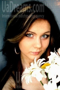 Olya from Poltava 27 years - waiting for husband. My small public photo.