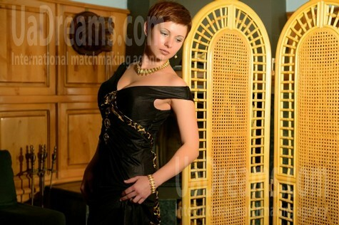 Tatyana from Simferopol 30 years - seeking soulmate. My small public photo.