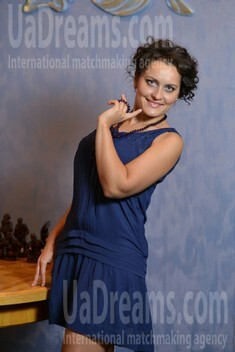 Victoria from Sumy 34 years - intelligent lady. My small public photo.
