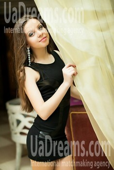 Vicky from Nikolaev 19 years - natural beauty. My small public photo.