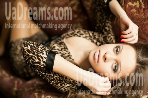 Vicky from Nikolaev 19 years - creative image. My small public photo.